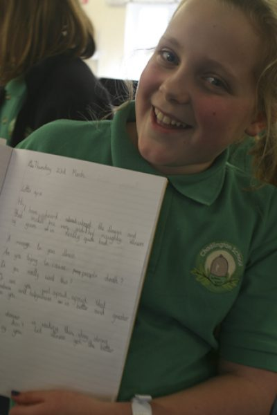 Dare to Dream a Difference Yr5&6 Chadlington UK (121) 2